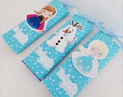 Chocolate personalizado Frozen