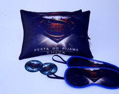 FESTA DO PIJAMA - BATMAN vs SUPERMAN