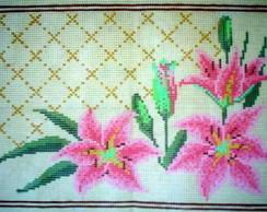 Lavabo Floral 10