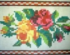 Lavabo Floral 9