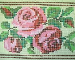 Lavabo Floral 8