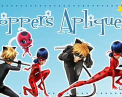 Toppers Apliques Lady Bug
