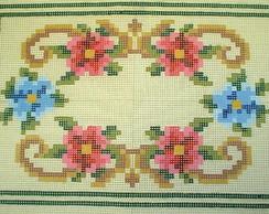 Lavabo Floral 5
