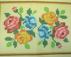 Lavabo Floral 4