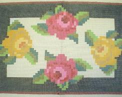 Lavabo Floral 3