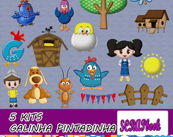 O Kit Digital Galinha Pintadinha