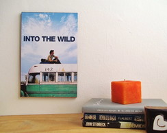 "Quadro ""Into the Wild"""