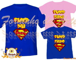 Camisetas Personalizadas kit 3 pe�as Col