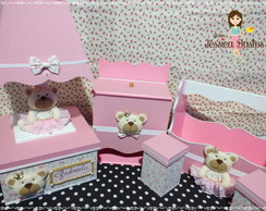 Kit Beb� Alice - 7 pe�as