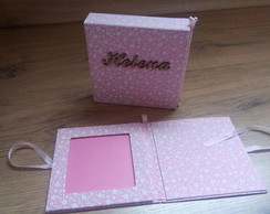 Box com Cases para CD/DVD