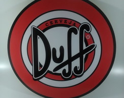 placa MDF redonda Duff 3mm