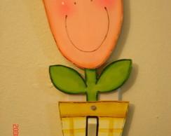ESPELHO DE LUZ vaso tulipa