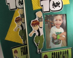 �lbum De Fotos Decorado - BEN 10