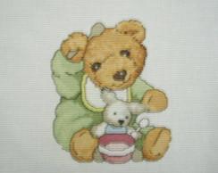 Urso com tambor