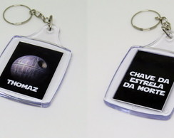 Chaveiro do Star Wars embalado