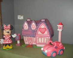 kit minnie house II