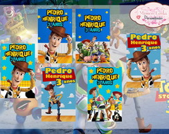 R�tulo 4x2,5 Toy Story