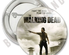 KIT B�TONS ALFINETE THE WALKING DEAD