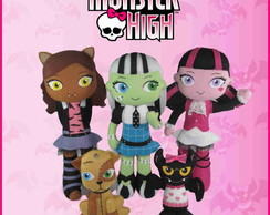 Apostila digital Monster High
