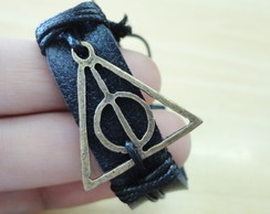 Pulseira Harry Potter Rel�quias da Morte