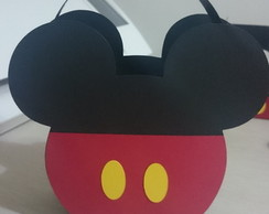 Cestinha Mickey ou Minnie
