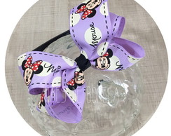 Tiara Colorida com La�o Minnie