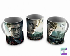 Caneca Cole��o Harry Potter