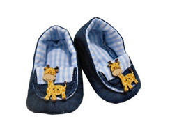 Mocassim Baby Jeans