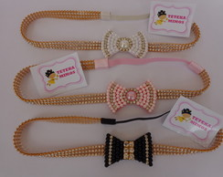 kit de Faixas de beb�s (headbands)