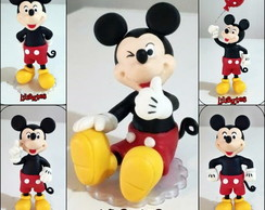 Mickey 10 cm by Liliartes