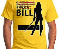 CAMISETA MASCULINA - BILL KILL