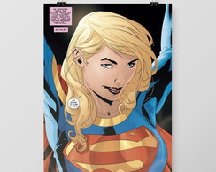 P�ster HQ / Supergirl
