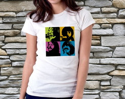 Camiseta Feminina - Rock