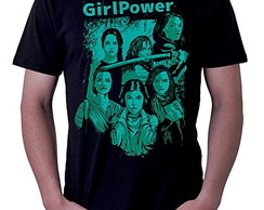 CAMISETA MASCULINA - GIRL POWER