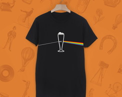 DARK SIDE OF CERVEJA - CAMISETA ADULTA