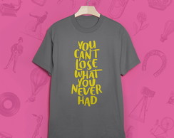 NEVER HAD - CAMISETA ADULTA