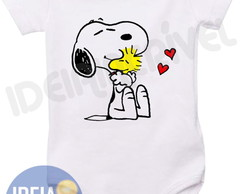 Body Infantil - Beb� Snoopy