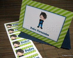 Cart�o Personalizado - BOY