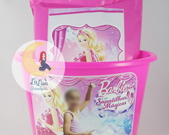 Kit Cinema Barbie Com Pipoca Doce