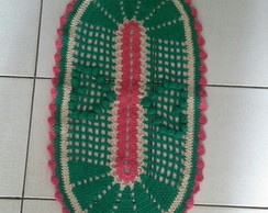Tapete de porta crochet dispon�vel