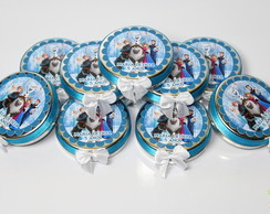 Latinha Mint To Be Personalizada Frozen