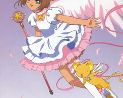 Cosplay Sakura Card Captor (3� abertura)