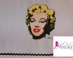 Marilyn Monroe Pop - pintada � m�o