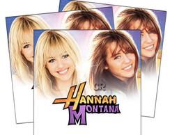 Adesivo / Tag Hannah Montana