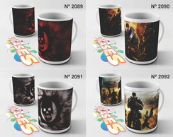 Caneca Gears Of War 2 3 Judgment