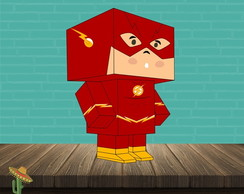 Paper Toy 3D - The Flash