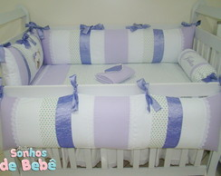 Kit Ber�o Ursinha - 8 pe�as