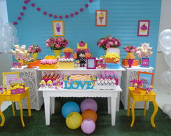 Decora��o Milk Shake, Cupcake & IceCream