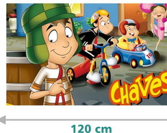 Chaves Painel Lona Festa Anivers�rio