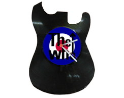Rel�gio Guitarra The Who